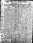 The Oxford Democrat: Vol. 84, No.1 - January 01,1918