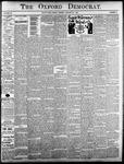 The Oxford Democrat: Vol. 84, No.3 - January 22,1918
