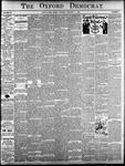 Oxford Democrat: Vol. 84, No.5 - February 05,1918