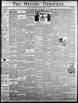 The Oxford Democrat: Vol. 84, No.9 - March 05,1918