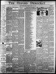Oxford Democrat: Vol. 84, No.10- - March 12,1918