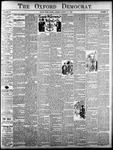 Oxford Democrat: Vol. 84, No.11- - March 19,1918