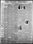Oxford Democrat: Vol. 84, No.12- - March 26,1918