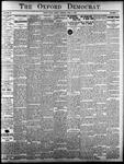 Oxford Democrat: Vol. 84, No.14 - April 09,1918