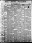 The Oxford Democrat: Vol. 84, No.17 - April 30,1918