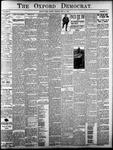 Oxford Democrat: Vol. 84, No.19 - May 14,1918