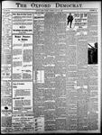 Oxford Democrat: Vol. 84, No.21 - May 28,1918