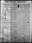 Oxford Democrat: Vol. 84, No.22 - June 04,1918