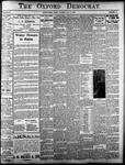 Oxford Democrat: Vol. 84, No.26 - July 02,1918