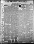 The Oxford Democrat: Vol. 84, No.28 - July 16,1918
