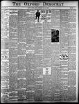 Oxford Democrat: Vol. 84, No.29 - July 23,1918