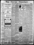 Oxford Democrat: Vol. 84, No.31 - August 06,1918
