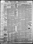 Oxford Democrat: Vol. 84, No.36 - September 10,1918