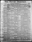 Oxford Democrat: Vol. 84, No.37 - September 17,1918