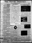 The Oxford Democrat: Vol. 84, No.39 - October 01,1918