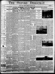 Oxford Democrat: Vol. 84, No.40 - October 08,1918