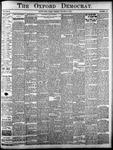 Oxford Democrat: Vol. 84, No.41 - October 15,1918