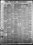 The Oxford Democrat: Vol. 84, No.42 - October 22,1918