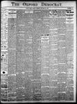 Oxford Democrat: Vol. 84, No.43 - October 29,1918