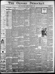 Oxford Democrat: Vol. 84, No.44 - November 06,1918