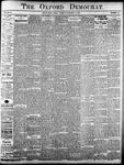 The Oxford Democrat: Vol. 84, No.45 - November 12,1918