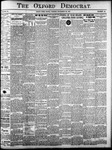 Oxford Democrat: Vol. 84, No.47 - November 26,1918