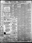 Oxford Democrat: Vol. 84, No.50 - December 17,1918
