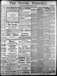 Oxford Democrat: Vol. 84, No.51 - December 24,1918
