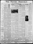 Oxford Democrat: Vol. 85, No.1 - January 07,1919