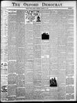 Oxford Democrat: Vol. 85, No.3 - January 21,1919