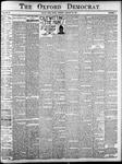 Oxford Democrat: Vol. 85, No.4 - January 28,1919