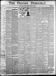 The Oxford Democrat: Vol. 85, No.4 - January 28,1919