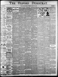 Oxford Democrat: Vol. 85, No.12 - March 25,1919