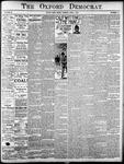 The Oxford Democrat: Vol. 85, No.13 - April 01,1919
