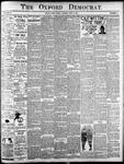 Oxford Democrat: Vol. 85, No.14 - April 08,1919