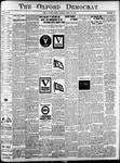 The Oxford Democrat: Vol. 85, No.16 - April 22,1919