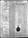 Oxford Democrat: Vol. 85, No.17 - April 29,1919