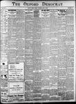 The Oxford Democrat: Vol. 85, No.18 - May 06,1919