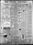 The Oxford Democrat: Vol. 85, No.21 - May 27,1919
