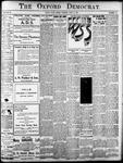 Oxford Democrat: Vol. 85, No.24 - June 17,1919