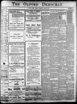 The Oxford Democrat: Vol. 85, No.25 - June 24,1919