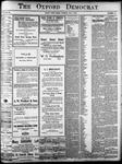 Oxford Democrat: Vol. 85, No.26 - July 01,1919