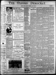 The Oxford Democrat: Vol. 85, No.27 - July 08,1919