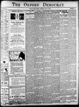 The Oxford Democrat: Vol. 85, No.28 - July 15,1919