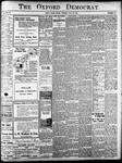 Oxford Democrat: Vol. 85, No.29 - July 22,1919
