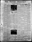 The Oxford Democrat: Vol. 85, No.30 - July 29,1919