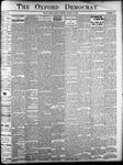 The Oxford Democrat: Vol. 85, No.32 - August 12,1919