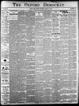 Oxford Democrat: Vol. 85, No.33 - August 19,1919