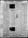 Oxford Democrat: Vol. 85, No.34 - August 26,1919