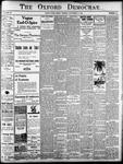Oxford Democrat: Vol. 85, No.36 - September 09,1919